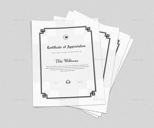 multipurpose minimal design certificate e1526363047189