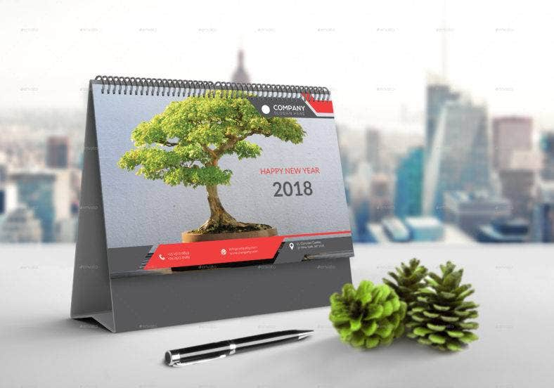 multipurpose table calendar template 788x552
