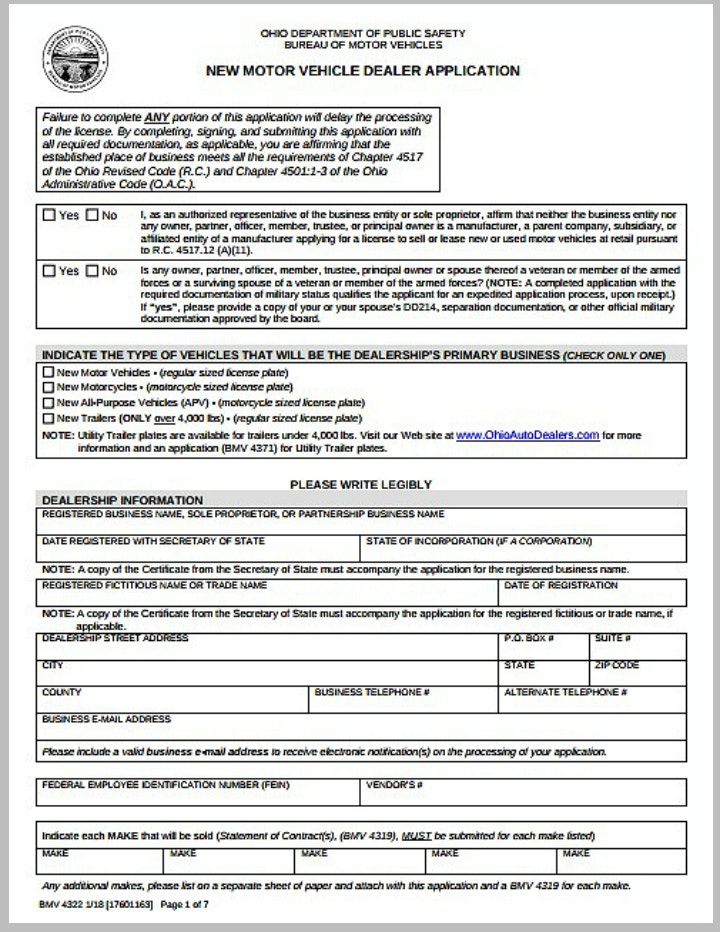 new-motor-vehicle-dealer-application-form-template