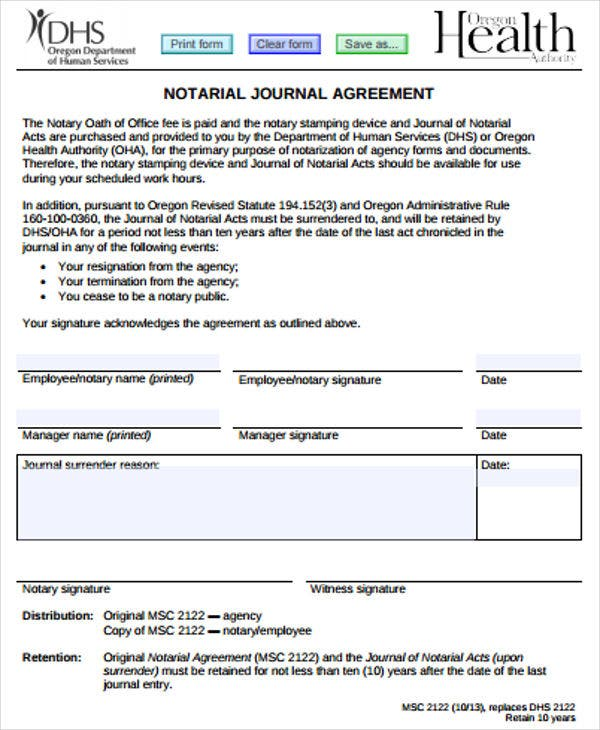 notarial-journal-agreement