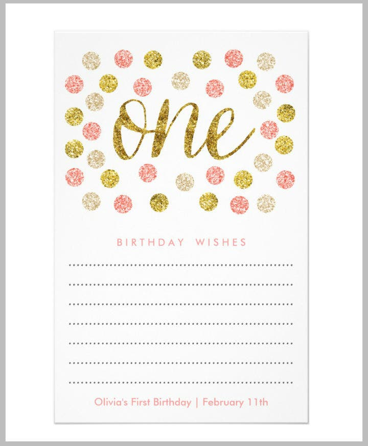 pink-and-gold-glitter-1st-birthday-wish-card-design