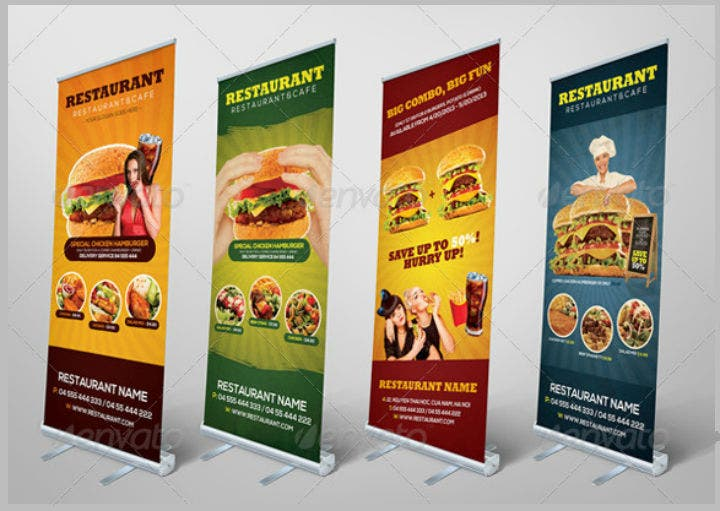 premium-restaurant-banner-roll-up-psd-template