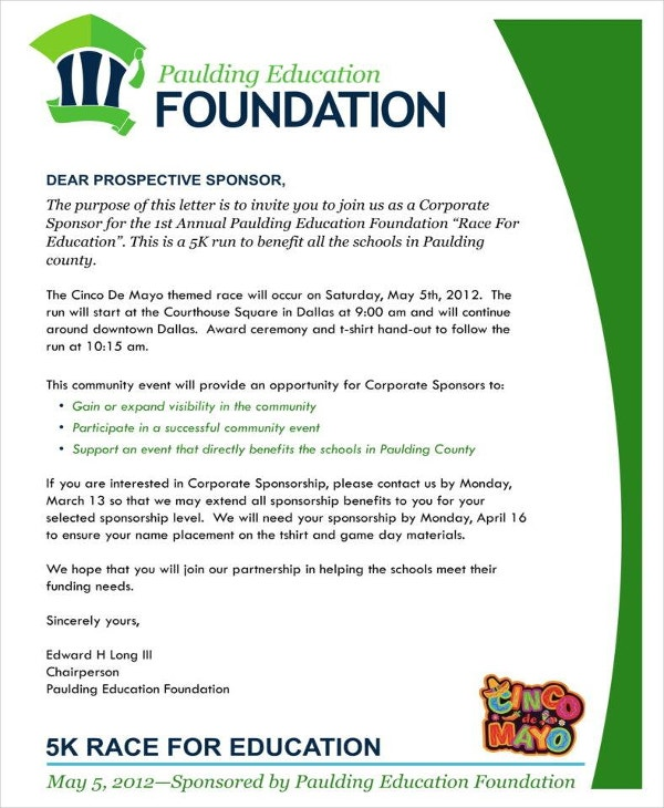 racefored-sponsorship-benefits-letter