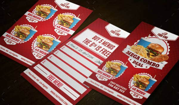14 fast food business card designs templates psd ai free restaurant fast food business card template reheart Image collections