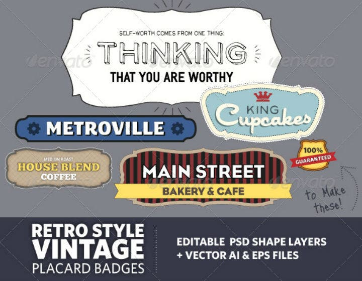 retro-vintage-style-name-placard-banner-template-set