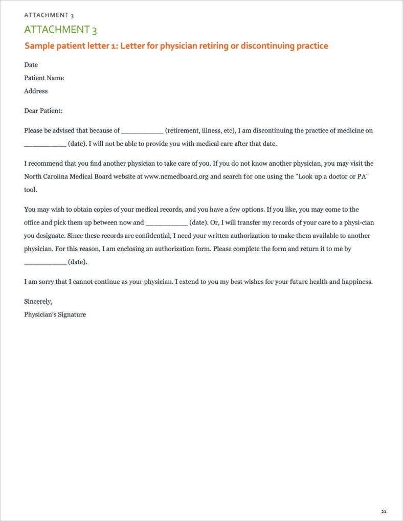 sample-physician-retirement-letter