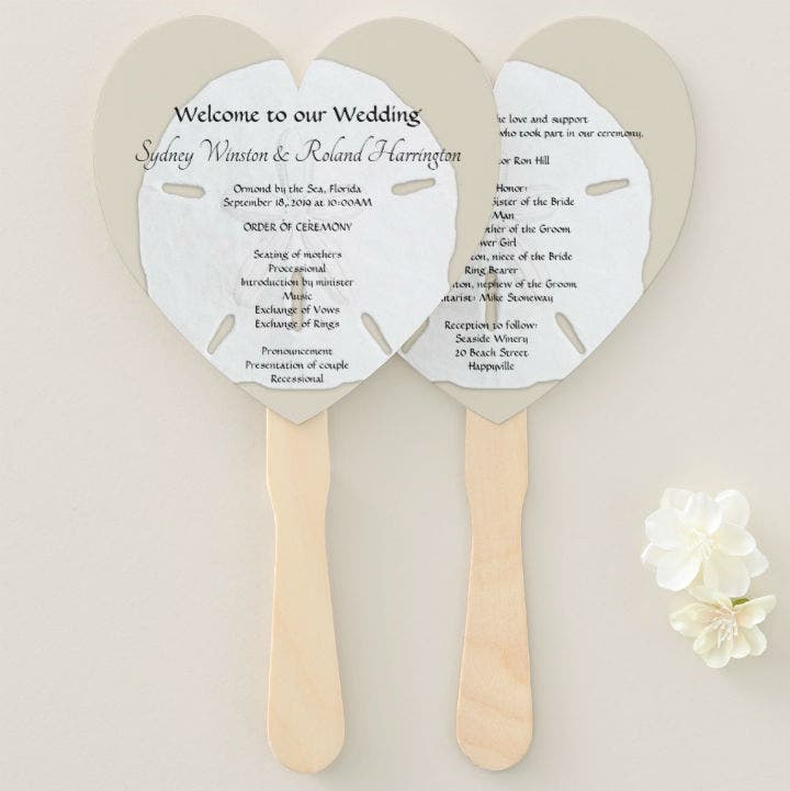 sand-dollars-heart-shaped-wedding-fan-program-template