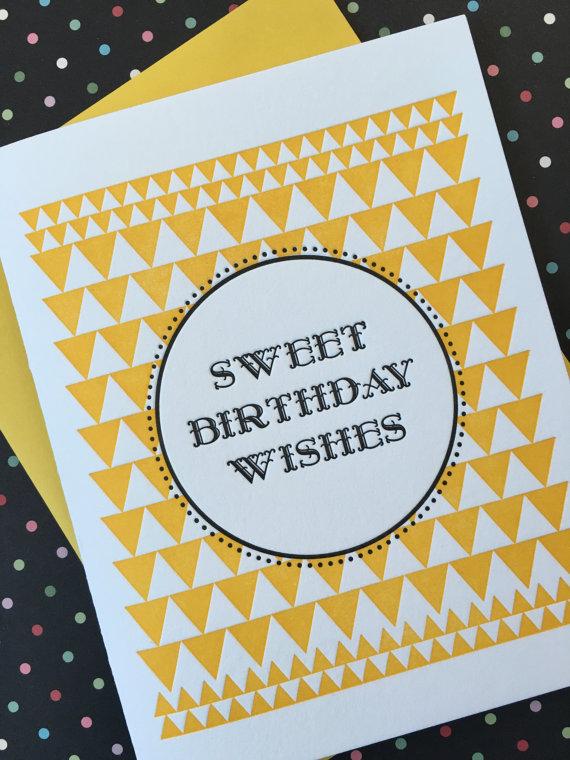 sweetbirthdaywishesletterpresscard
