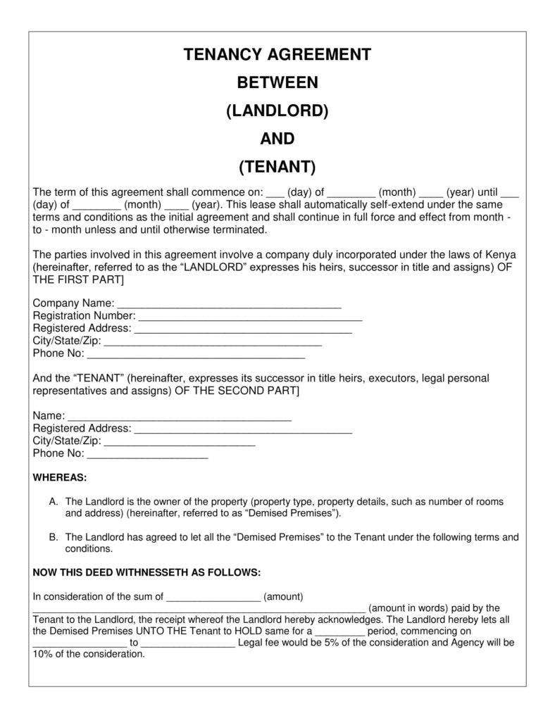 tenancy-agreement-between-company-and-tenant-1