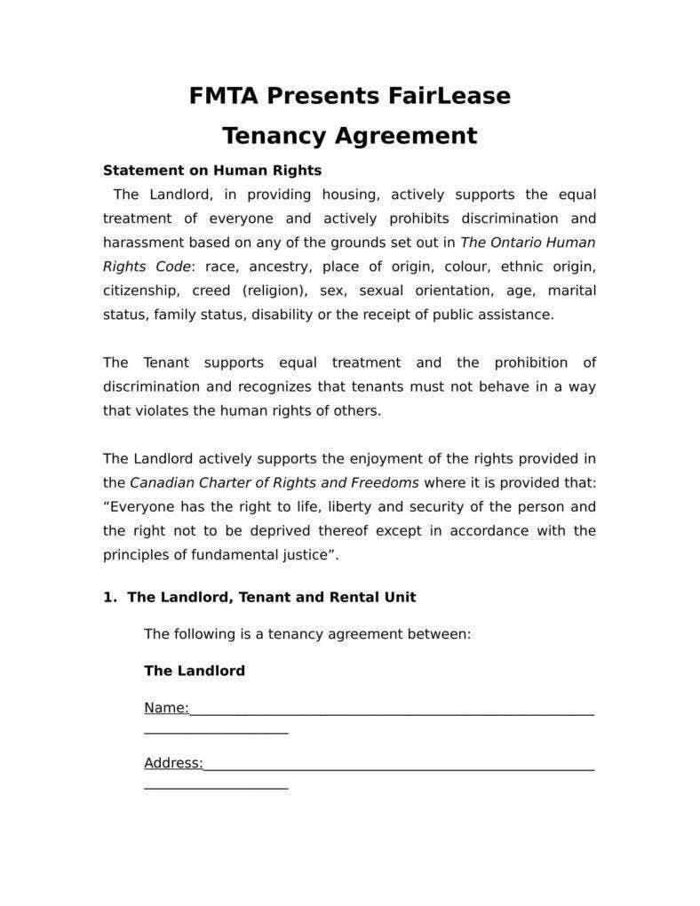 tenancy lease agreement 788x1020