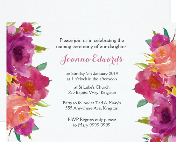 watercolor-floral-cradle-ceremony-invitation-template