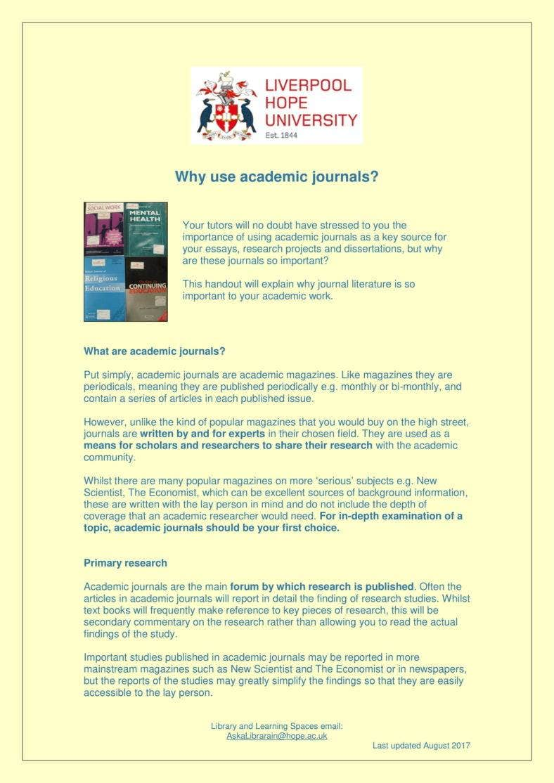 why use academic journals 1 788x1114