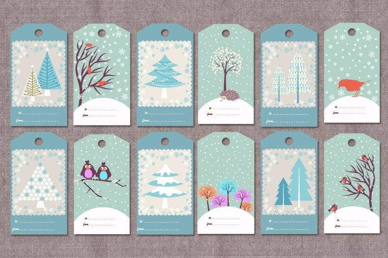 winter printable hang tag template set 788x524