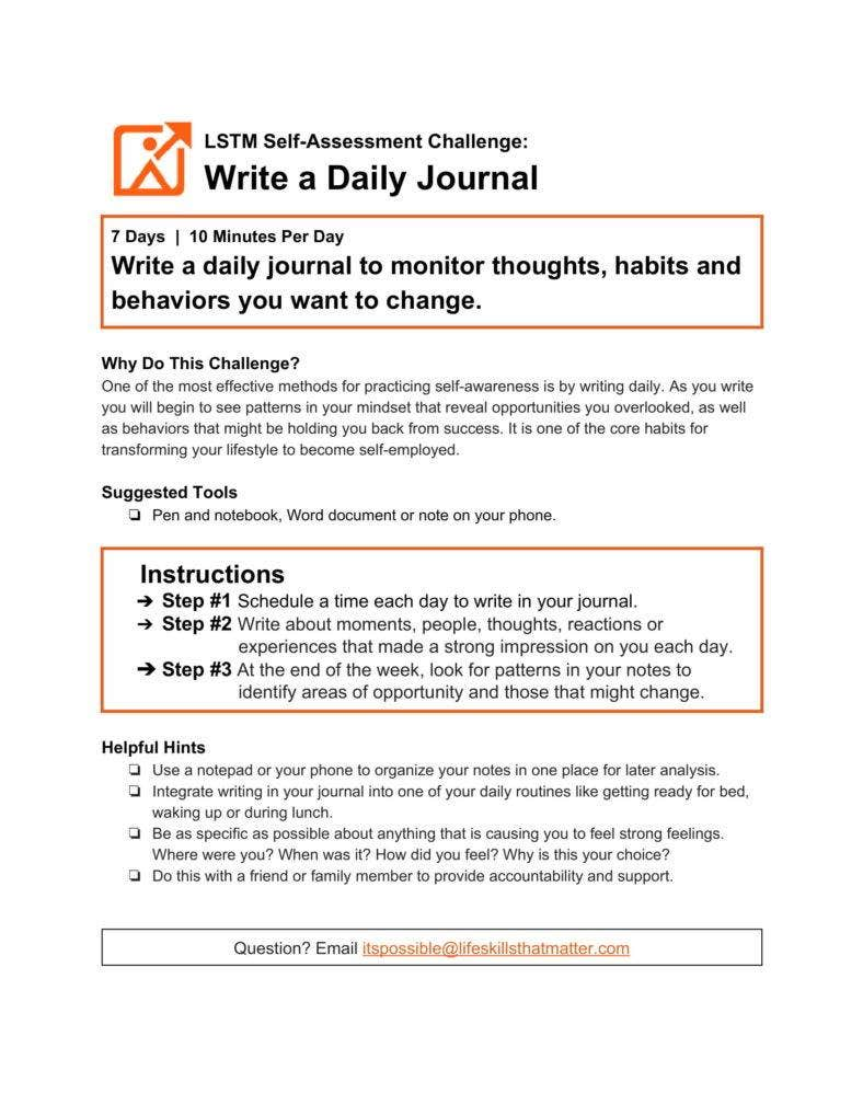5 daily journal entry templates pdf free premium templates