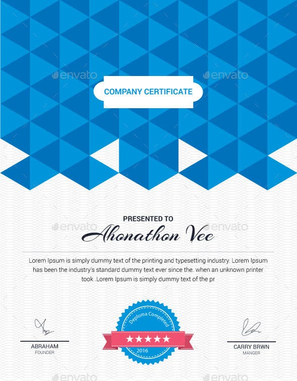 a4-company-training-certificate-template
