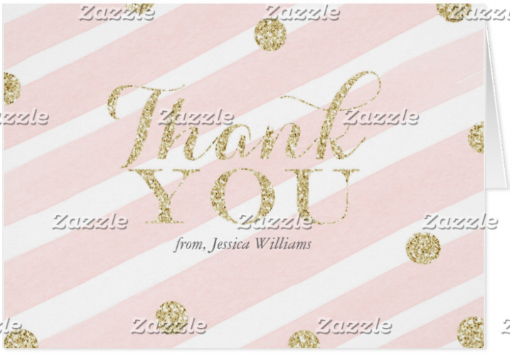 baby-shower-blush-thank-you-card-template
