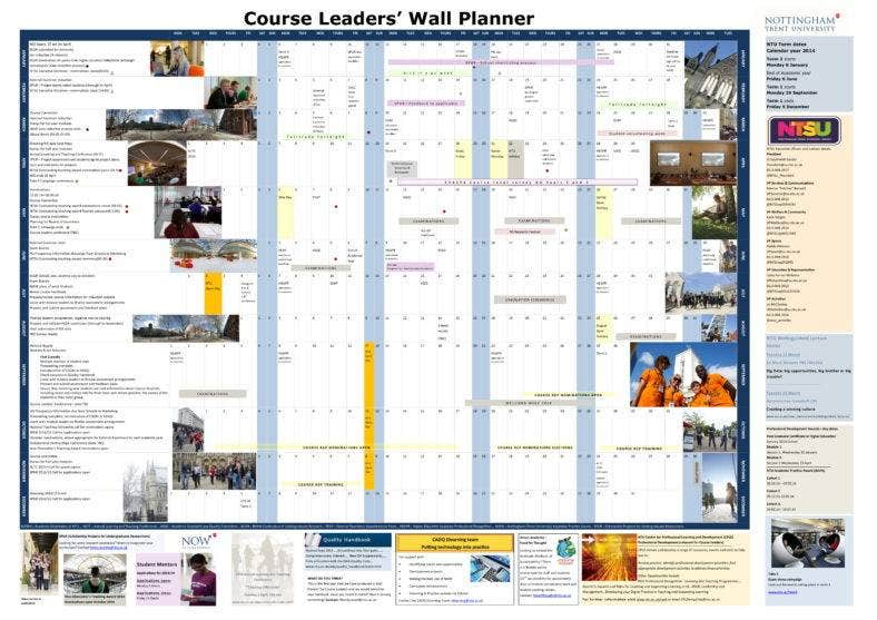 course leaders wall planner 1 788x557