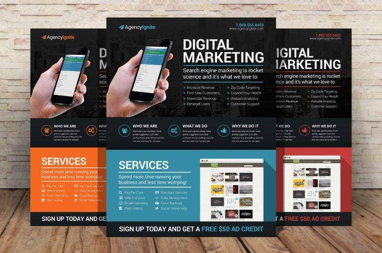 digital-b2b-flyer-template