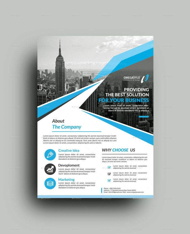 elegant-b2b-flyer-template