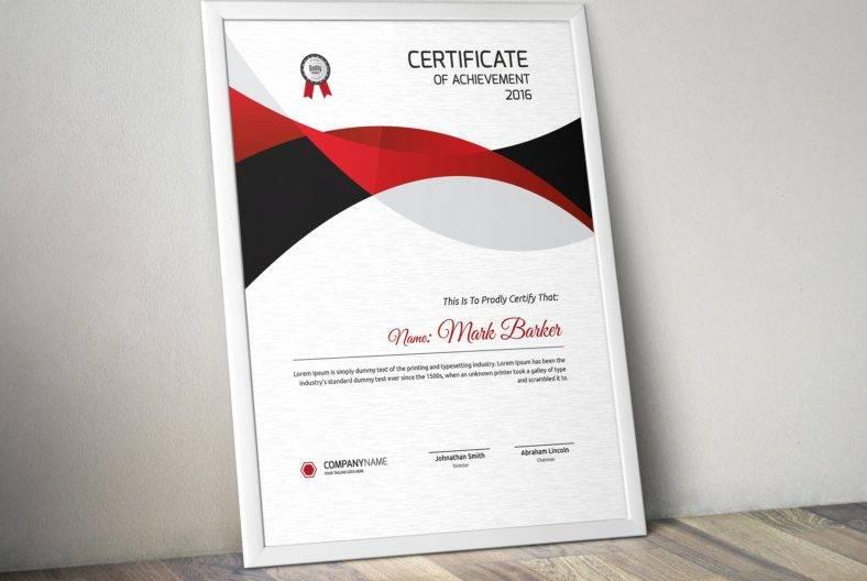 minimalist-company-training-certificate-template