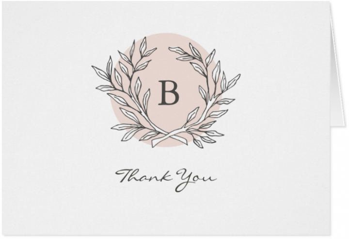 rustic-monogram-blush-thank-you-card-template