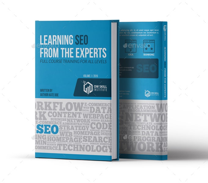 seo-entrepreneur-book-cover-template