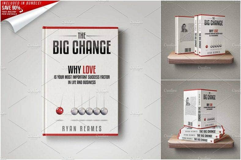 simple-entrepreneur-book-cover-template