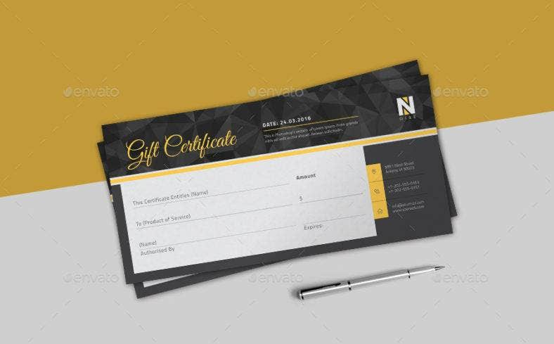 sleek-company-gift-certificate-template