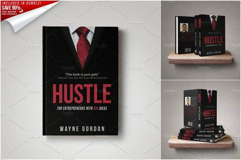 stylish-entrepreneur-book-cover-template