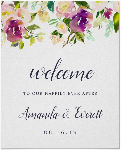 13 wedding signage designs templates psd ai free premium