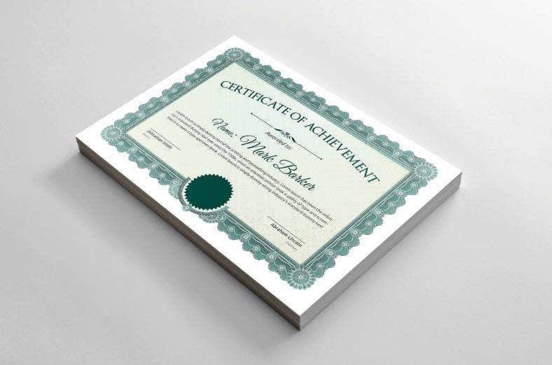 vintage-company-training-certificate-template