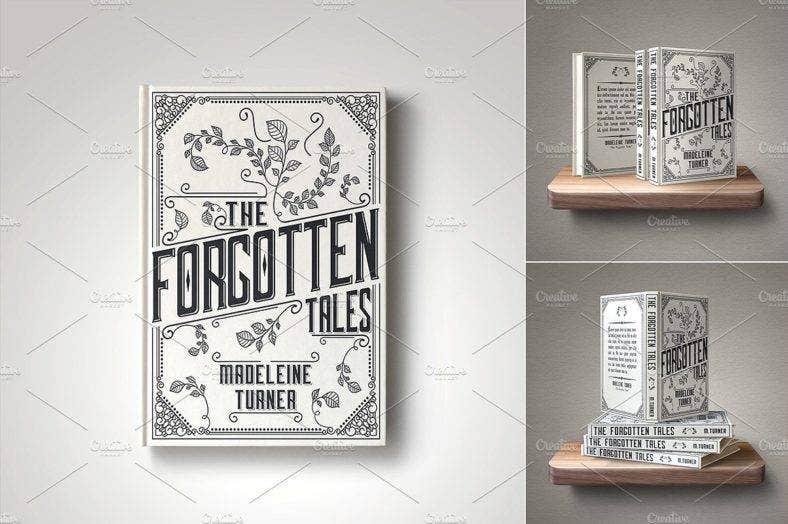 vintage-professional-book-cover-template