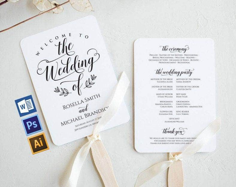 wedding-program-printable-fan-template