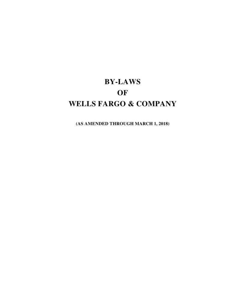 Bylaws Template | 9 Corporate Bylaws Templates Pdf Free Premium Templates