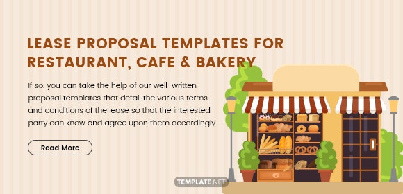 10leaseproposaltemplatesforrestaurantcafebakery