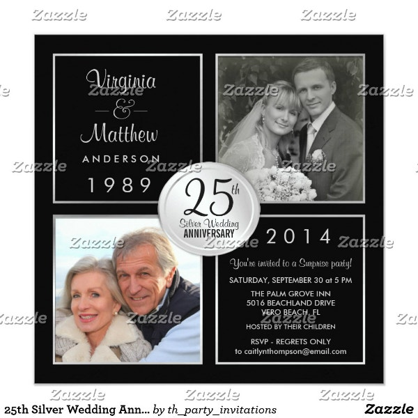 25th-silver-wedding-anniversary-surprise-party-card