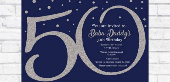 50thbirthdayparty