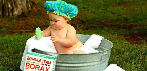 baby shower sample