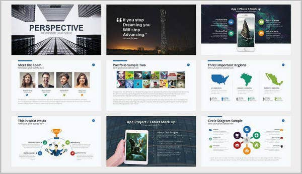 Best Powerpoint Keynote Presentation Template