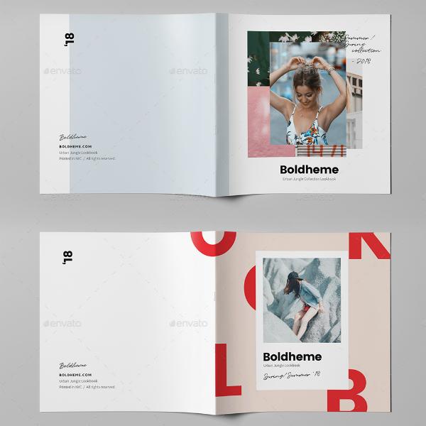 boldheme modern lookbook template