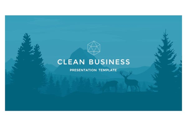 clean business powerpoint template1