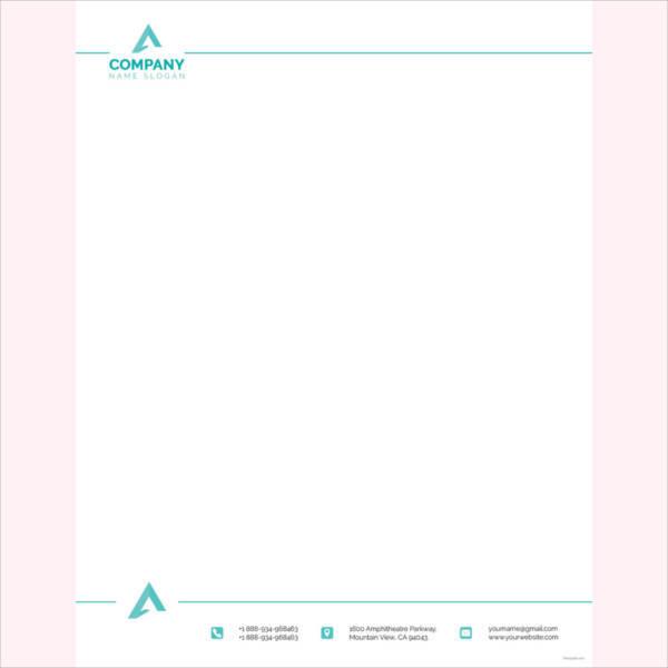 35 free download letterhead templates in microsoft word free corporate letterhead format maxwellsz