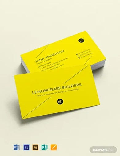 18+ Best Business Card Templates - AI, Pages, PSD | Free ...