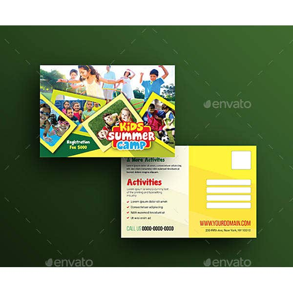 creative-kids-summer-camp-postcard-template