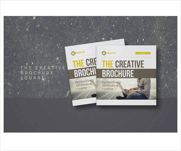 Creative Photography Brochure Example