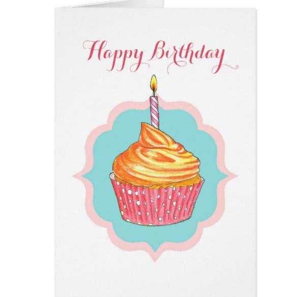 cupcake birthday card for mom1