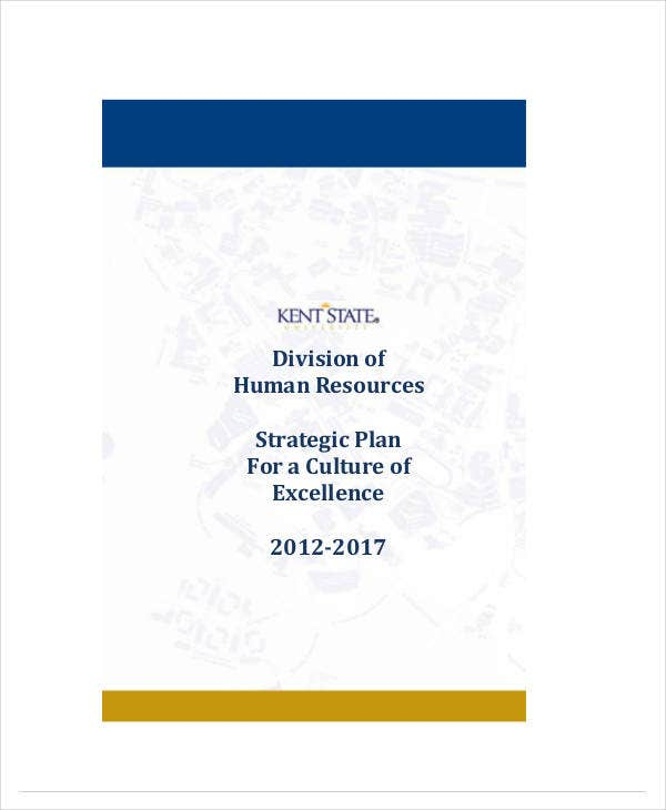 division of human resources strategic plan