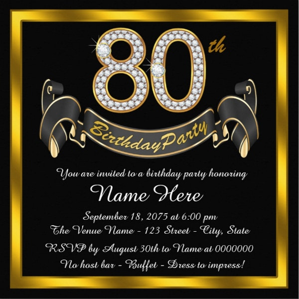 elegant-gold-80th-birthday-party-card