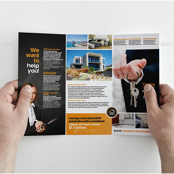 elegant-real-estate-tri-fold-brochure-template