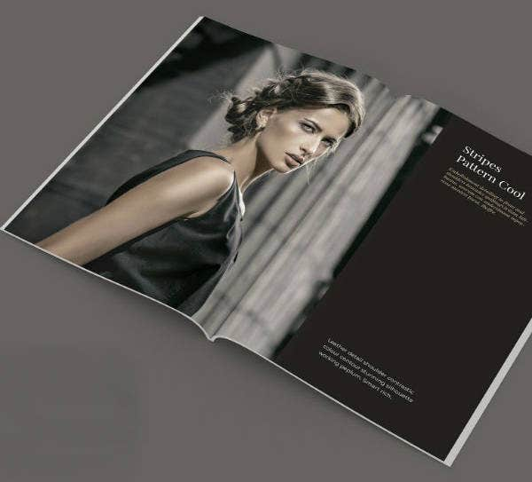 Elegant Vertical Brochure Template